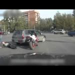 Bom motivo para você ter uma câmera na frente de seu carro