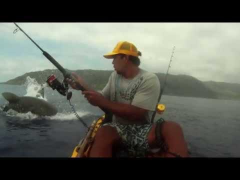 Mais uma história de pescador verídica