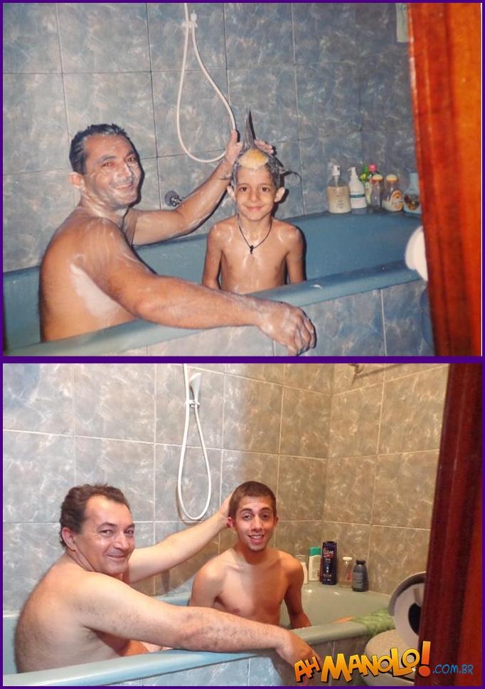 Pai e Filho 15 anos depois…