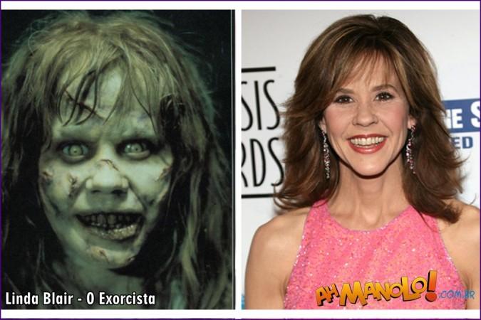 Veja como estão os atores mirins dos filmes de terror...