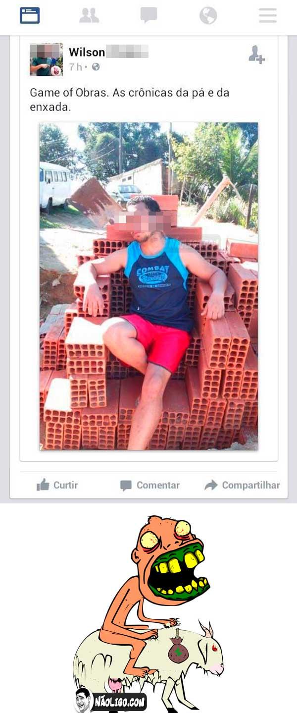 Se Game of Thrones fosse brasileiro…