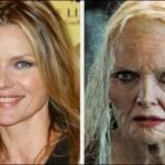 atores por traz da maquiagem