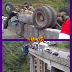 Very-lucky-truck-driver