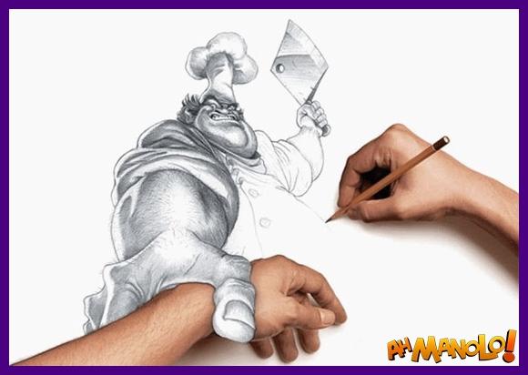 desenhos-3d-