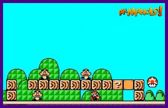 Mario Bros Fail