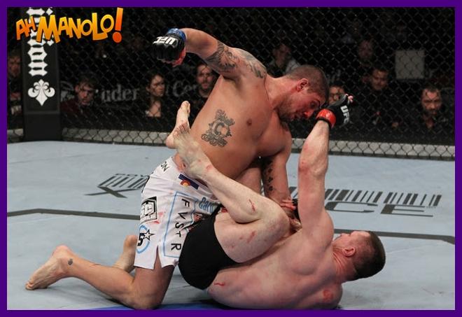 Imagens marcantes UFC